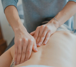 Fisioterapia de drenaje linfático